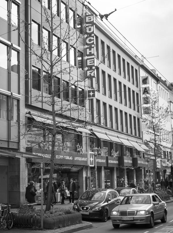 Sternverlag - ©Foto: Jürgensen - Düsseldorf