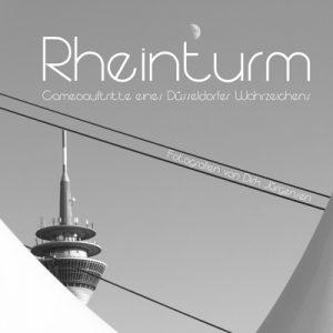 Das Bilderbuch vom Rheinturm in Düsseldorf