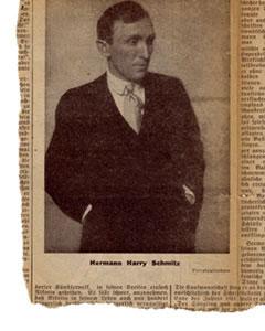 Hermann Harry Schmitz