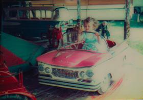 Heißes Auto für Marie